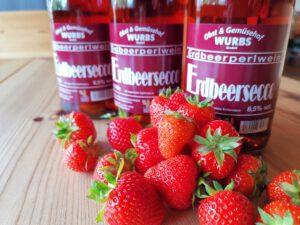 Wurbs Erdbeersecco